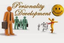 Sakhariah T / Personality Development  is  grooming and enhancing ones inner and outer  persona - a  positive change in persona. Personality development is a kind of characteristic