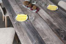 Altholztische / Vintage Tables