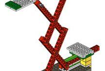 Лего механизмы