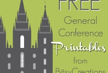 LDS Printables / by S Still