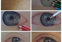 desenhos olhos