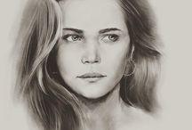 Alex H. Drawings.