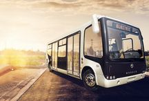 [MAFORM] Modulo Electric City Bus Exterior Design / Modulo is an environment friendly electric city bus made with super light, composite structure. The bus was introduced in 2014.  It is a smart and ecological solution for city transport because of it's light weight and low emission.