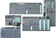 Productos Siemens industrial / artículos SIEMENS  de automatización efectiva y segura e interfaces estandarizadas. Miniautómatas modulares de aplicación universal, gamas altas, medias y bajas.