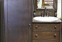 antique bathroom ideas