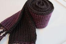 Crochet me a scarf / by Amanda Tissue