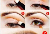 Makeup / by Breanna Ramos