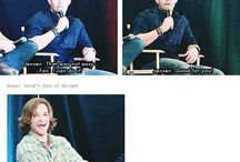 Supernatural / All things SPN, featuring the moose, the squirrel and of course the angel