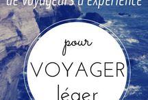 Voyages - Astuces