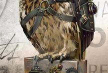 Animal steampunk