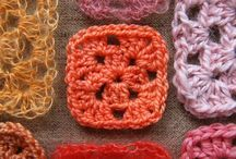 Crochet, knit, & knifty knitter / I hope to one day make all of these.  / by Laura Townsend