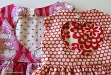 šití oblečení střihy / střihy oblečení