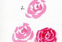 Disegno fiore