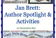 Author Study / by Kristen Daffron