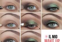 Makeup Tutorials & Look