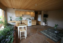 earthships/eco homes / by Painted and Patched