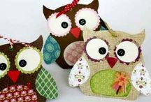 Owl craft / by Mandy Gorton