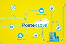PosteCloud / PosteCloud è la soluzione di Poste Italiane che mette a disposizione delle Grandi Imprese e della Pubblica Amministrazione la consolidata esperienza e gli altissimi livelli di sicurezza e affidabilità del Gruppo nella gestione di Data Center, dati e documenti.