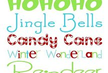 Holiday happiness  / Super cool things around the holidays... Ho ho ho!!