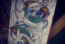 my original design by unyil tattoo