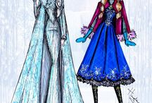 princess Anna e Elsa