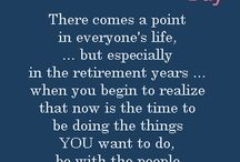Olderhood Thought for the Day / Original content written by the Olderhood Team about thoughts, feelings and emotions in retirement.