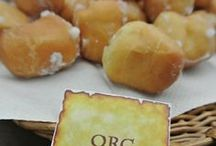 LOTR Party Food