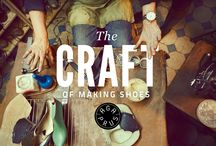 The Craft of making shoes by Aga Prus / foto H. Karapuda, shoes Aga Prus