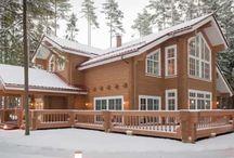Videos Rovaniemi Casas de Madera