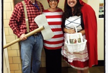 Look at Our Characters! / Literacy day at Constellation Schools: Mansfield Community Middle.