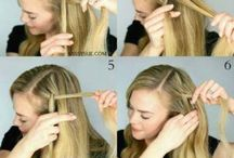 Hair braiding tutorial