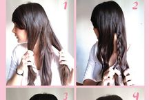 hair styles / by jessica