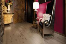 Rustic Hardwood Flooring / The popular trend of rustic hardwood flooring