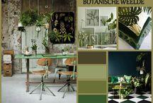 Inspiratie borden Witzand / Mooie inspirerende moodboards voor uw interieur. Welke stijl past het best bij uw interieur?