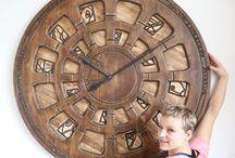 Giant Designer Wall Clocks
