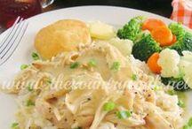 FOOD: Dinner, Slow cooker / by Kristi Mennenga