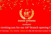 Vasanth & Co New Branches