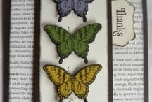 Stamping up Papillon Potpourri Stamps