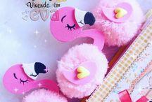 Fiesta Flamingos