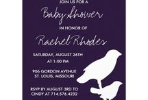 Cute Baby Shower Ideas / by Tamara Burke