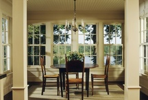 Dining Rooms / by Aimee Lauder