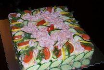 Αλμυρή τούρτα