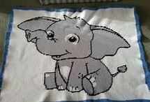 elephant patterns