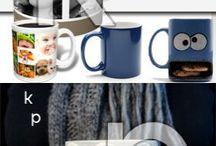 Kupa Bardak Modelleri / Sihirli, baskılı kupa bardak modelleri