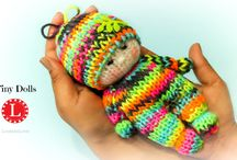 Loom Knitting - Toys