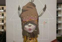 Sainer / Polish street artist