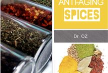 01h. HERBS/SPICES 4 HEALTH  / by Jana Hardman