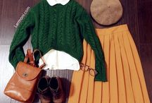 Vintage (Fashion For Woman)