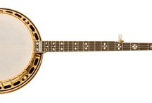Banjo / by Gibson Guitar