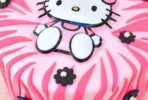 Hello Kitty / by Christine Hemmerlein